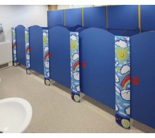 Compact Laminat Çocuk Kabinleri 3