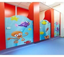 Compact Laminat Çocuk Kabinleri 4
