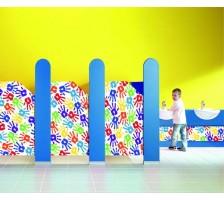 Compact Laminat Çocuk Kabinleri 5