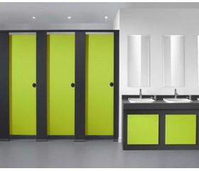 bingö  Compact Laminat Wc-Duş Kabinleri